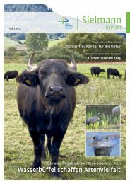 1. Ausgabe März 2013 - Heinz Sielmann Stiftung