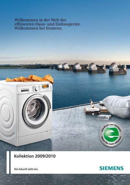 Kollektion 2009/2010 - Siemens