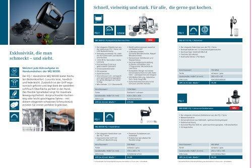 FQ.1: Präzise und auf den Punkt zubereiten. - Siemens