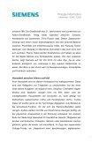 PDF Siemens Trendreport Future Living 2013 Pressemitteilung - Page 2