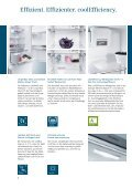 Kühlen und Gefrieren in neuer Dimension. - Siemens - Page 2