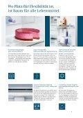 Kühlen und Gefrieren in neuer Dimension. - Siemens - Page 3