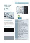 Kühlen und Gefrieren in neuer Dimension. - Siemens - Page 4