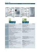 Kühlen und Gefrieren in neuer Dimension. - Siemens - Page 6