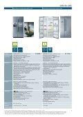 Kühlen und Gefrieren in neuer Dimension. - Siemens - Page 7