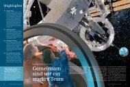 Gemeinsam sind wir ein starkes Team - Siemens