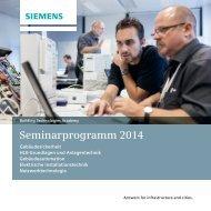 Seminarprogramm 2014