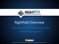 Travis Howerton — AFCEA Energy RightPath Overview - Signup4.net