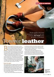 Forever leather - CTC