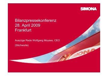 Auszüge Rede Wolfgang Moyses