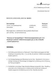 Sitzungsvorlage 102-2013 - bei der Stadt Sindelfingen