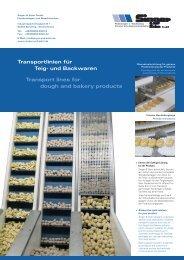 vollständiges Produktblatt downloaden - Singer & Sohn GmbH