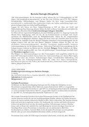 VVZ13-14 BA HF - Institut für Sinologie - LMU