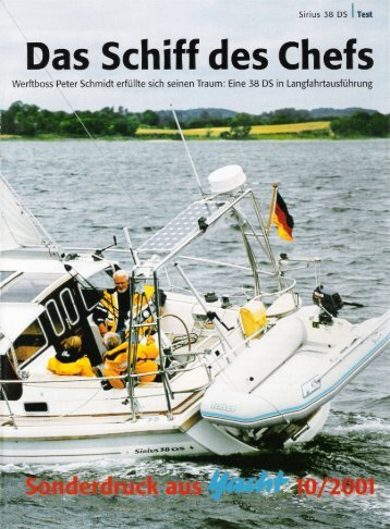 mL 38 DS - Sirius-Werft Plön