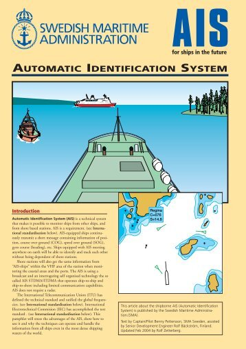 AIS - Automatic Identification System