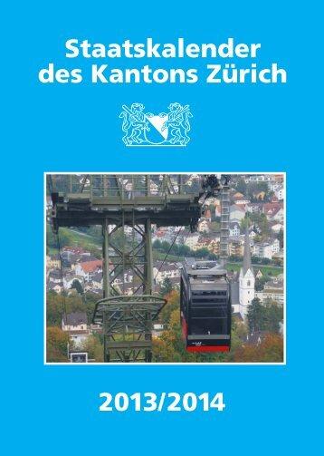 Verwaltung - Staatskanzlei - Kanton Zürich
