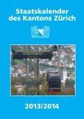 Verwaltung - Staatskanzlei - Kanton Zürich - Page 2