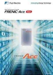 High Performance Inverter - Fuji Electric