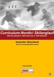 Curriculum Nordic 2013 (PDF, 0.51 MB) - Deutscher Skiverband