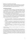 Kriterium for berekraftig husdyravl og retningslinjer - Skog og landskap - Page 4