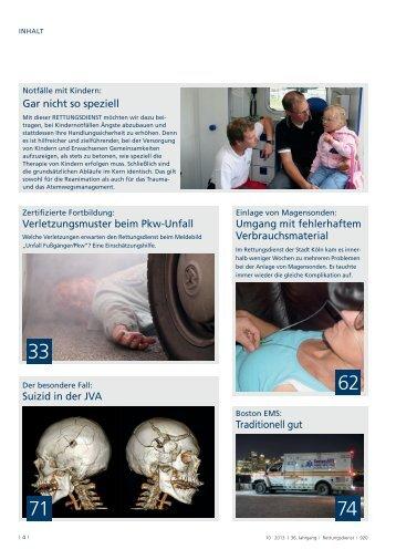 Verletzungsmuster beim Pkw-Unfall Umgang mit fehlerhaftem ...