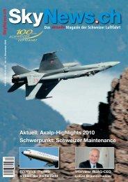 Aktuell: Axalp-Highlights 2010 Schwerpunkt ... - SkyNews.ch