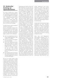 Ärzteblatt Sachsen 09/2013 - Sächsische Landesärztekammer