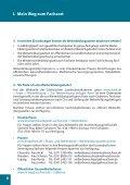 Mein Weg zum Facharzt - Sächsische Landesärztekammer - Seite 6