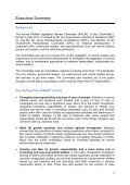 RECOMMENDATIONS FROM ANIMAL WELFARE LEGISLATION ... - Page 5