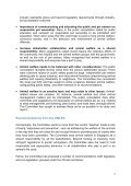 RECOMMENDATIONS FROM ANIMAL WELFARE LEGISLATION ... - Page 6