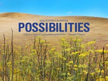 12-month 2012 calendar - County of San Luis Obispo