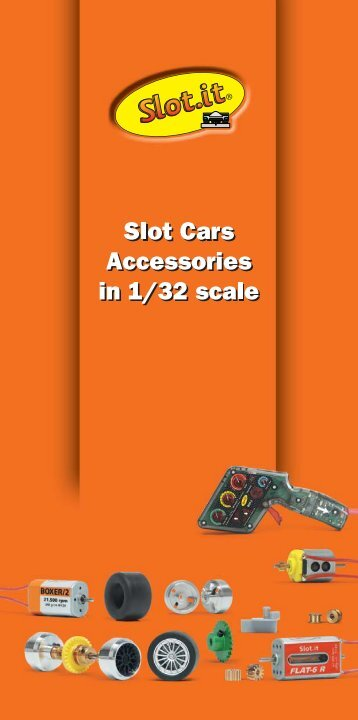 racing parts - SLOT.IT