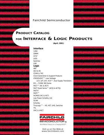Interface & Logic Product Catalog - Slot Tech Forum
