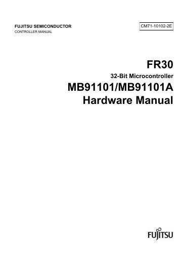 atmel c51 hardware manual