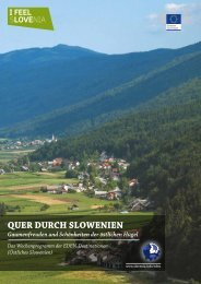 Quer durch Slowenien - Slovenia