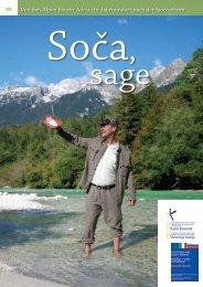 Von den Alpen bis zur Adria ein Jahrhundert nach der ... - Slovenia