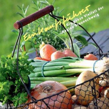 Die ganze Vielfalt der Region Braunschweig - Slow Food ...