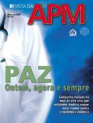 R evista da APM Março de 2007 - Associação Paulista de Medicina