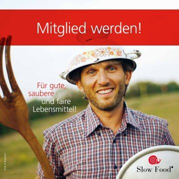 Flyer (PDF) - Slow Food Deutschland eV