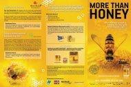 than honey - Bund