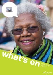 What's on Winter 2012 PDF - State Library of Queensland