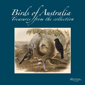 Birds of Australia - Treasures from the collection - State Library of ...