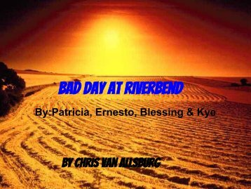 Patricia, Ernesto, Blessing, Kye