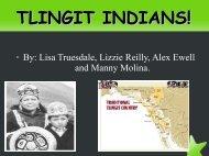 Tlingit Indians 1