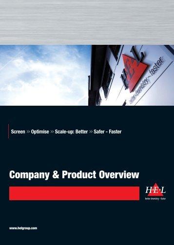 Download Corporate Brochure - HEL
