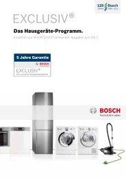 XYZ - Bosch Home