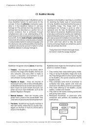 Religious Studies - Pearson Publishing