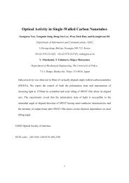Optical Activity in Single-Walled Carbon Nanotubes