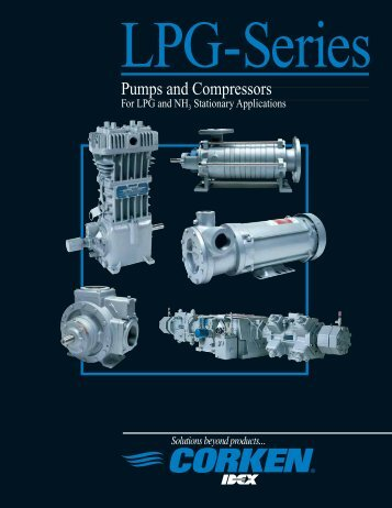 Pumps and Compressors - sltco.co.kr