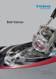 Ball Valves - Todo.se